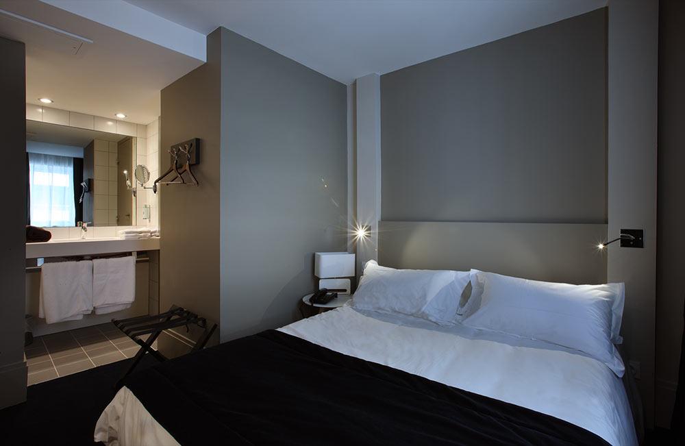 hôtel le 5 à chambéry, chambres et suites dans le centre ville de