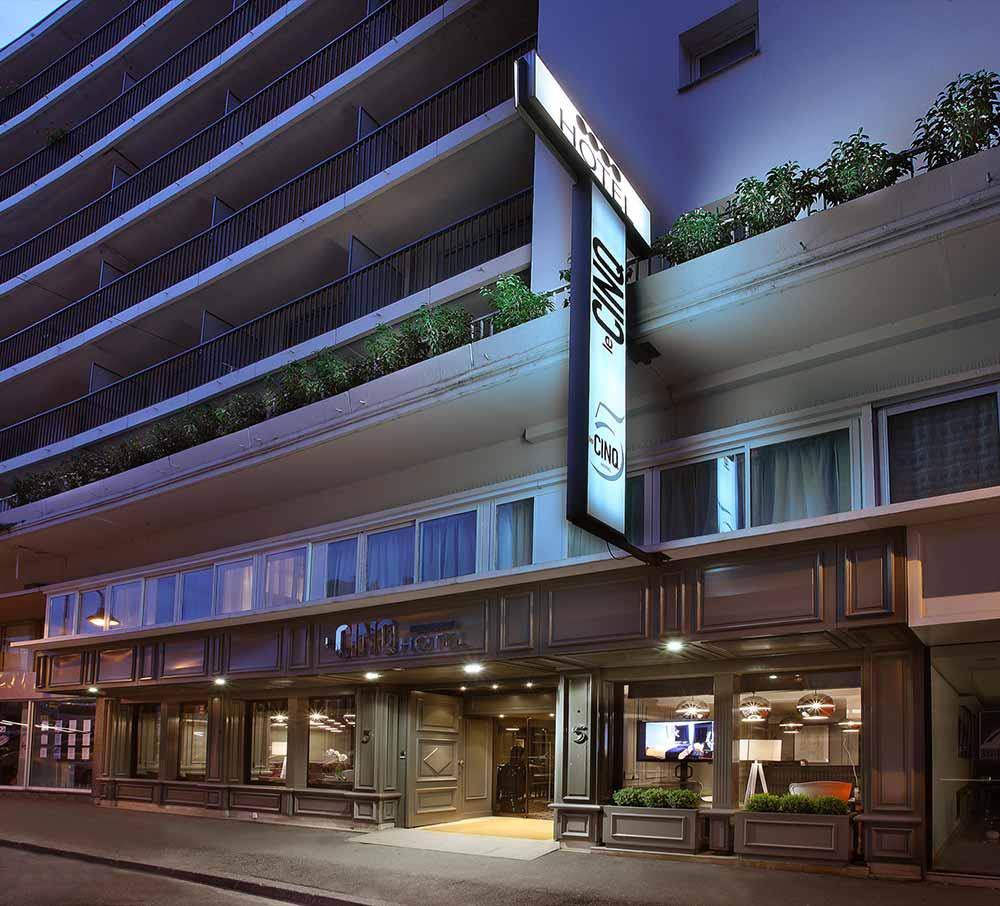 Hotel Aix Les Bains Proche Gare