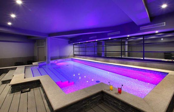 H tel chamb ry h tel le 5 avec piscine centre de for Piscine chambery